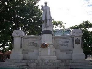Monumento a Jose Marti en la Ciudad Pinar del Rio