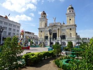 Santiago de Cuba monumento