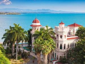 Palacio de Valle Cuba Cienfuegos