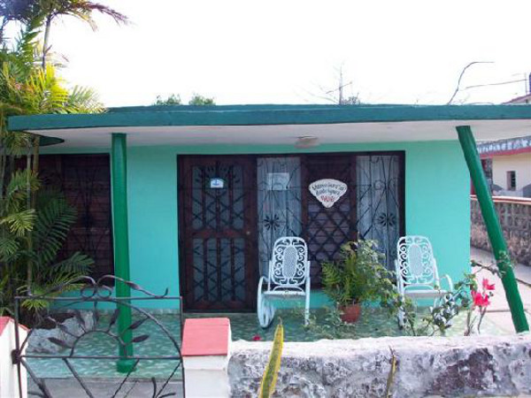 Private houses in Cuba